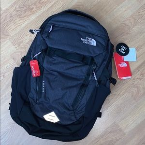 NWT The North Face Surge Backpack